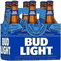 Cerveja Bud Light Long neck Pack 6 unid