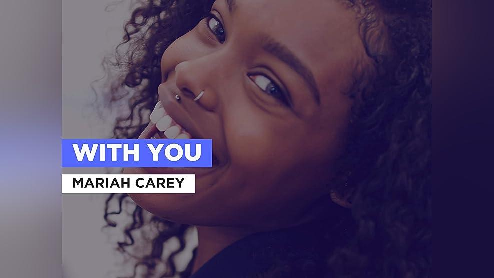 With You im Stil von Mariah Carey
