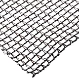 zwan Deluxe 20 x 30 Foot Heavy Duty Backyard Fish Pond Netting Cover, Black with Ebook