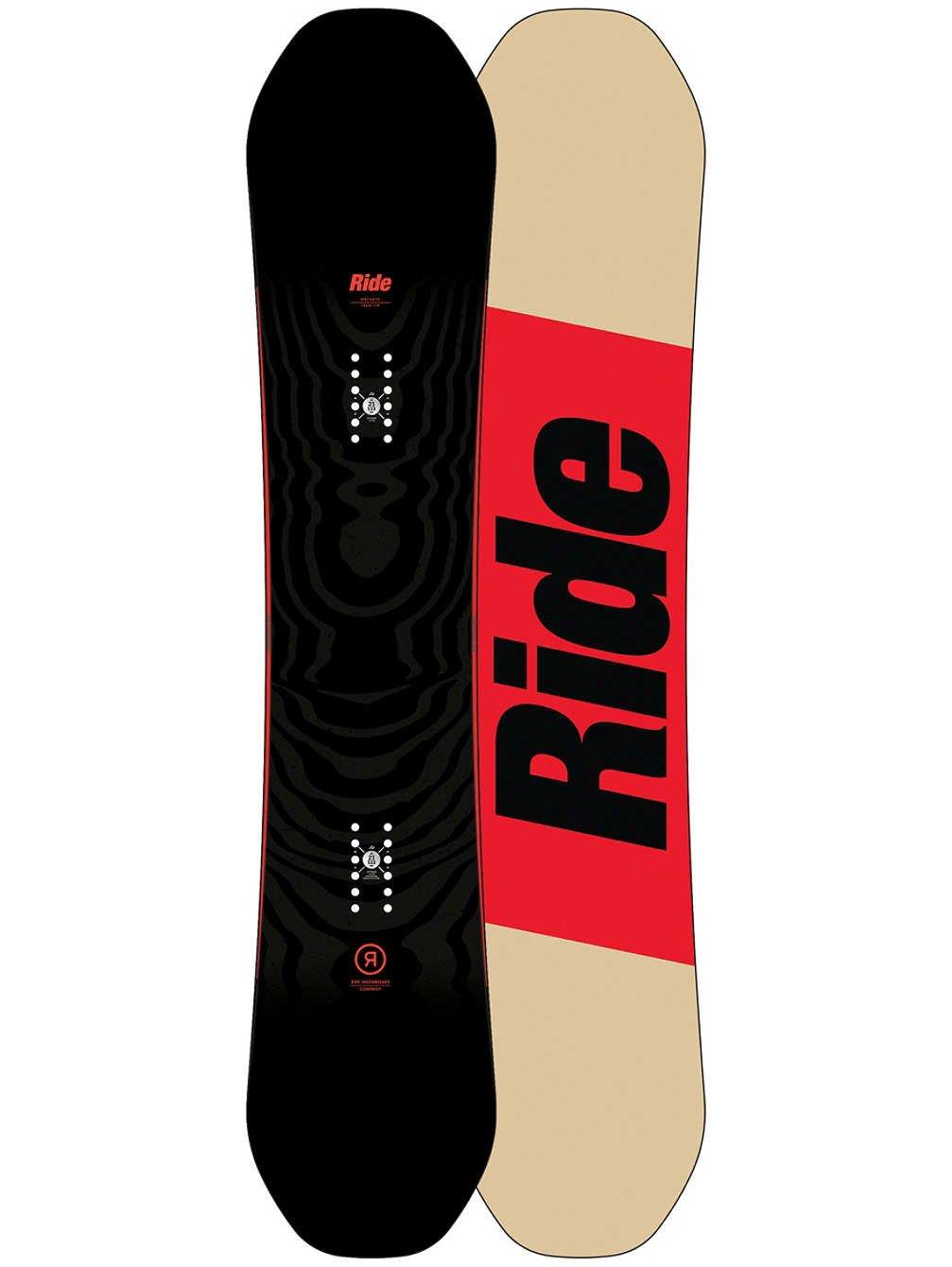 Ride Machete Wideスノーボードメンズ  154cm (W)