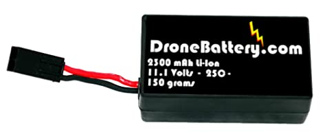 2300mAh Upgrade Battery for Parrot AR Drone 2.0 Hobbies