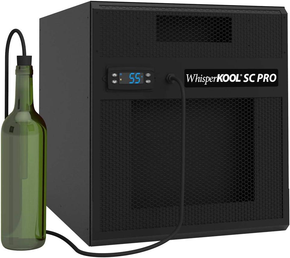 WhisperKOOL SC PRO 4000 Wine Cooling Unit
