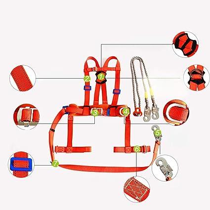 Arnes Seguridad, Kit de Arnés de Restricción de Detención de ...