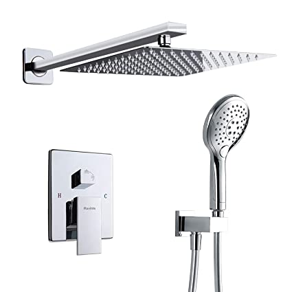 Back To Search Resultshome Improvement Wall Mounted Digital Shower Mixer Valve Control With Display Intelligent Pre-box Bath Shower Panel Shower Mixers Chrome Finish To Be Distributed All Over The World