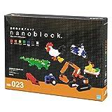 nanoblocks Nb023 Nb - Standard Color Set Building Kit