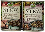 Variety Homestyle Recipes STEW Natural Dog Food with 3-Dad's Casserole and 3-Grandma's Stew, 6/13.2-Ounce, 2-Pack