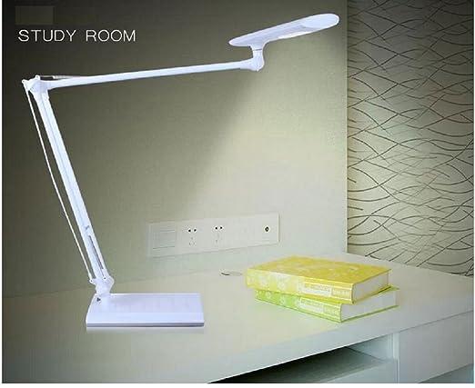 Lámpara de Mesa Lámpara de Escritorio Táctil LED lámpara Larga ...
