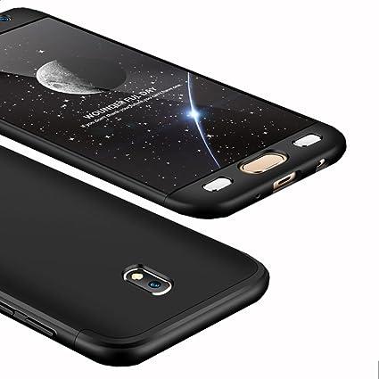 Amazon.com  Galaxy J7 Pro Case, Ranyi  Full Body 3 in 1   Slim ... 37a947940faa