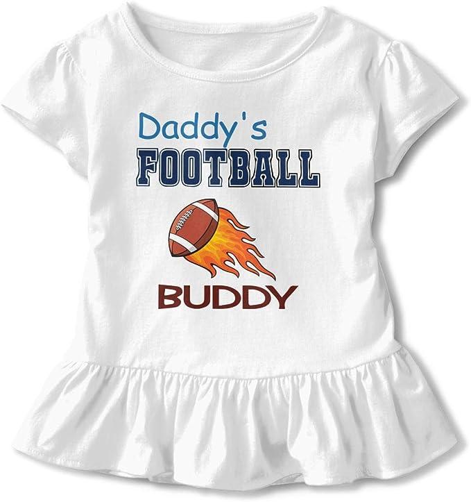 2uy3X6Pz DaddyS Football Buddy Baby Faldas Elegante Camiseta para ...