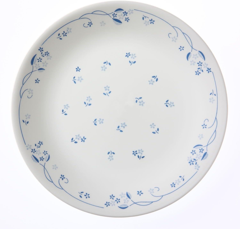 4 Corelle Provincial Blue  Dinner Plates 10 14
