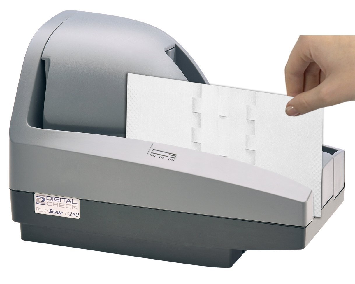 Digital Check Scanner Cleaning Card Featuring Waffletechnology (30) by Waffletechnology (Image #1)