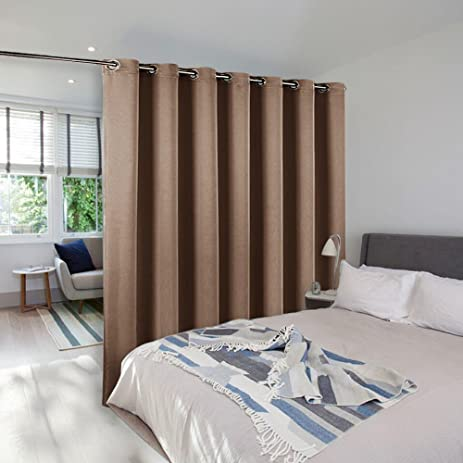 Amazoncom Room Divider Curtain Screen Partitions NICETOWN