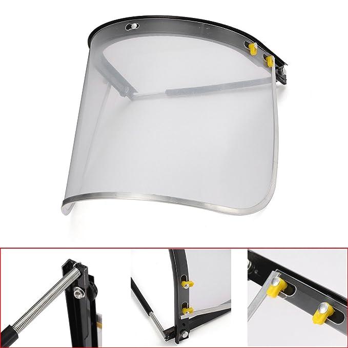 Garden Anti-splash Face Visor Transparent Labor Protective Shield Mask Soldering Welding Mask - - Amazon.com
