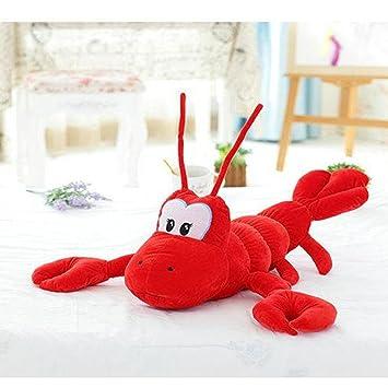 Amazon Com Wukong 15 6 Crawfish Shrimp Plush Stuffed Animal Toy