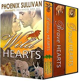Wild Hearts Box Set (Books 1 & 2 + Bonus Novella) by [Sullivan, Phoenix]