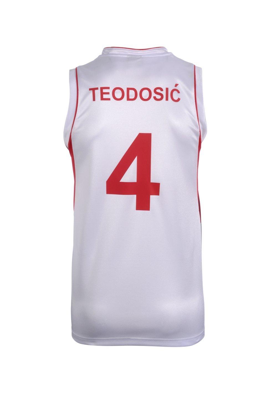 7af1357cb Peak Sport Europe Men s Milos Teodosic Jersey