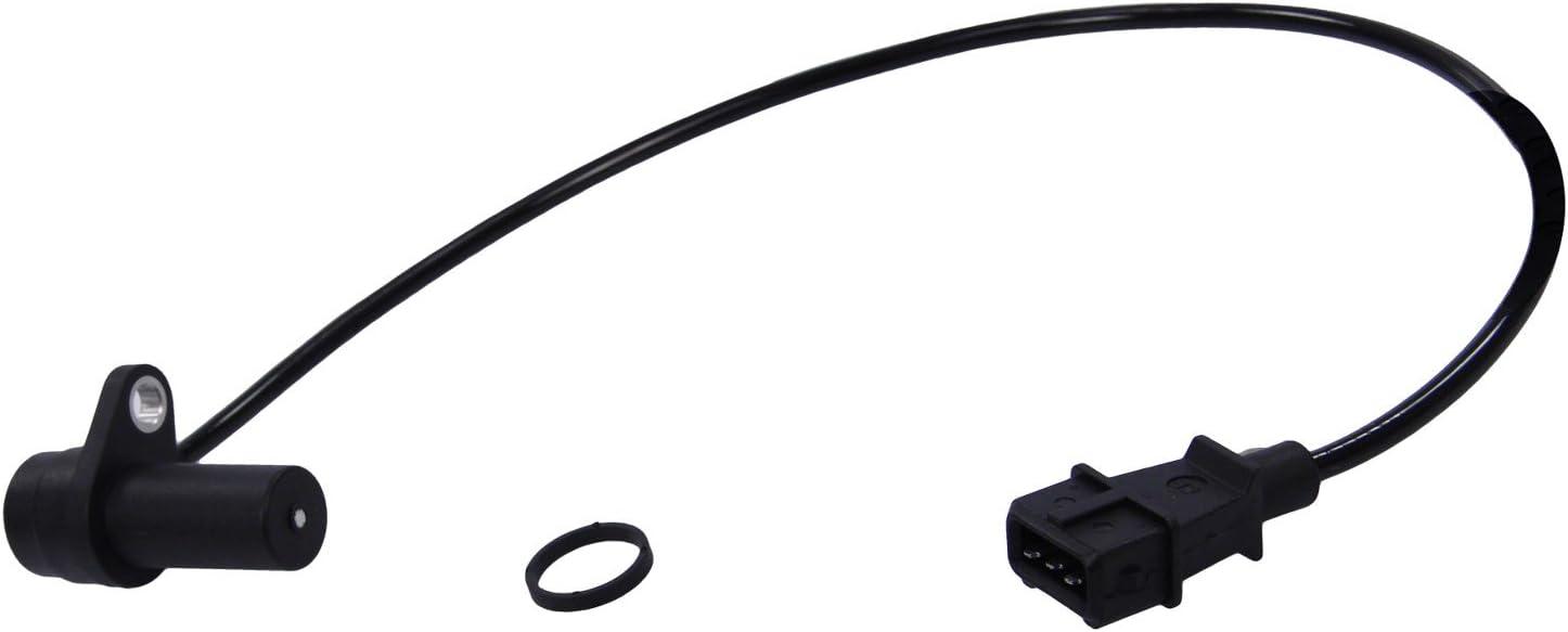 3-Polig Kurbelwellensensor Kurbelwellen Sensor Geber Sensor Kurbelwelle Drehzahlsensor OT-Geber