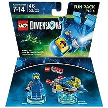 LEGO Dimensions LEGO Movie Benny Fun Pack