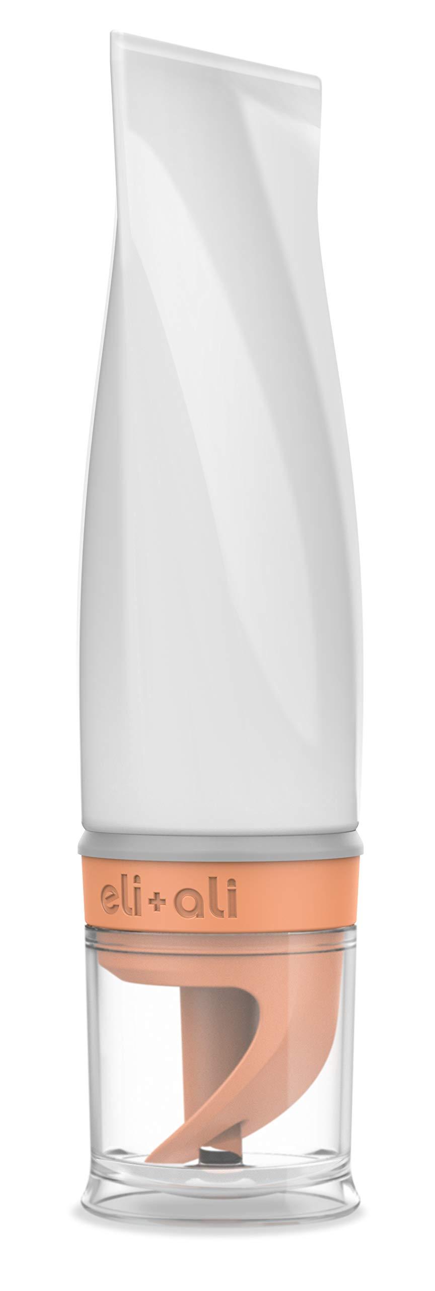 Tush Swiper - Type B | Diaper Cream Dispenser Applicator Brush (for Boudreaux's, Desitin, etc.)