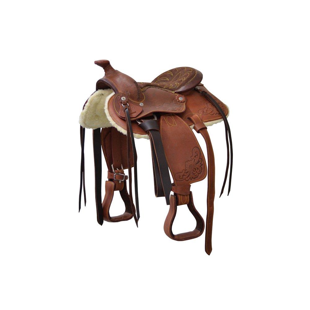 Sattel Western Pony Lakota Prime–se00280
