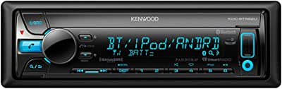 Kenwood Single DIN In-Dash Stereo Receiver