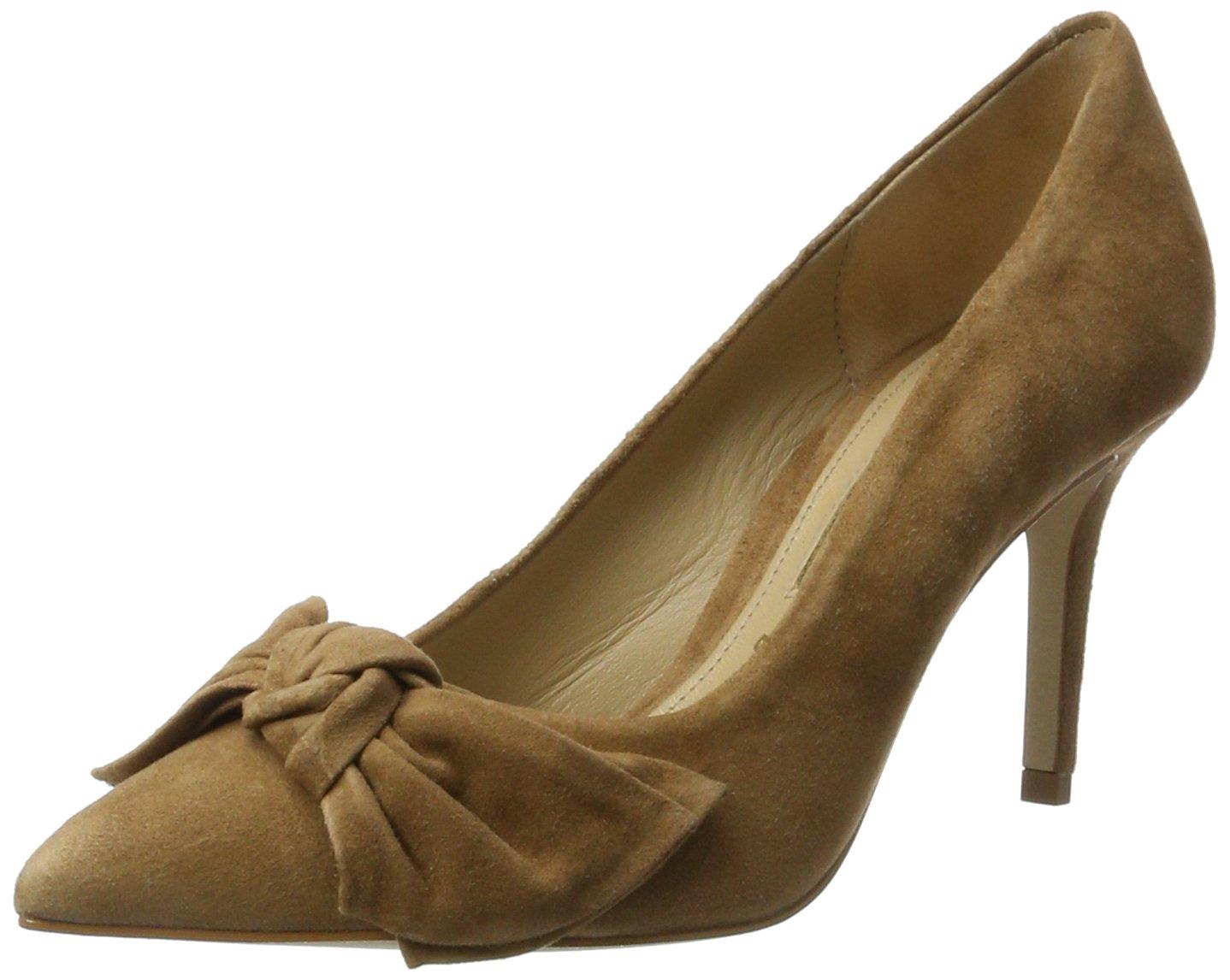 Buffalo London 184983, Zapatos de Tacón Mujer 38 EU|Beige (Amendoa 01)