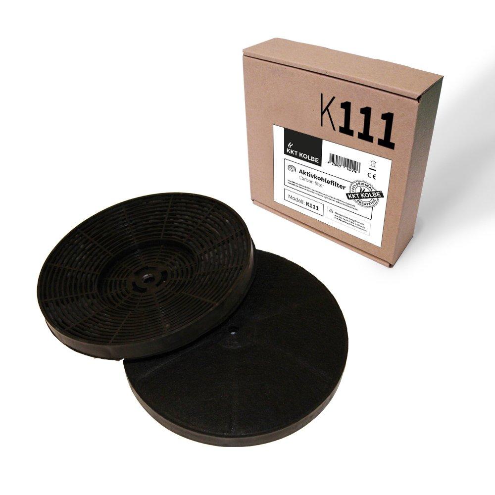 Filtro a carbone attivo KKT KOLBE K111 - per tutti i 14 modelli