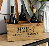Deco 79 51662 Wine Crate Suitable for Your Home