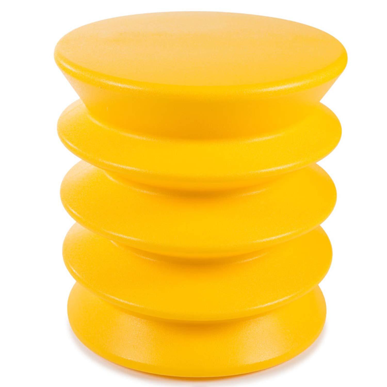 KidsErgo Ergonomic Stool for Active Sitting (Yellow) by ErgoErgo