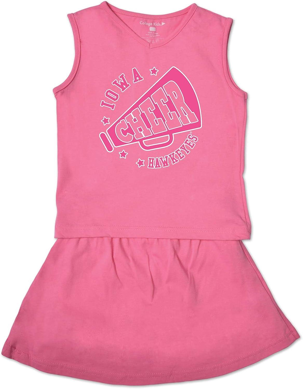 NCAA Toddler Girl Cheer Set