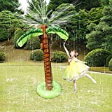 Summer Sprinkler Toy, Inflatable Water Sprayer, Summer Children Play Water, Outdoor Parent-Child Beach