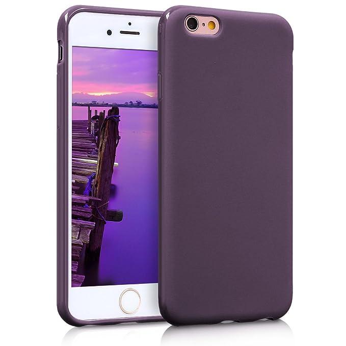 coque silicone iphone 6 violet