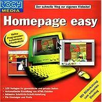 Homepage easy