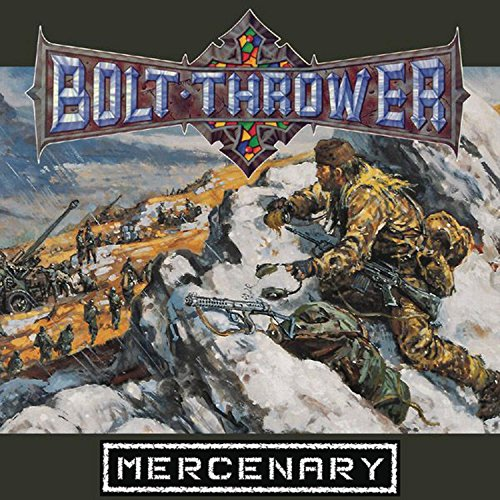 Bolt Thrower: Mercenary (Audio CD)