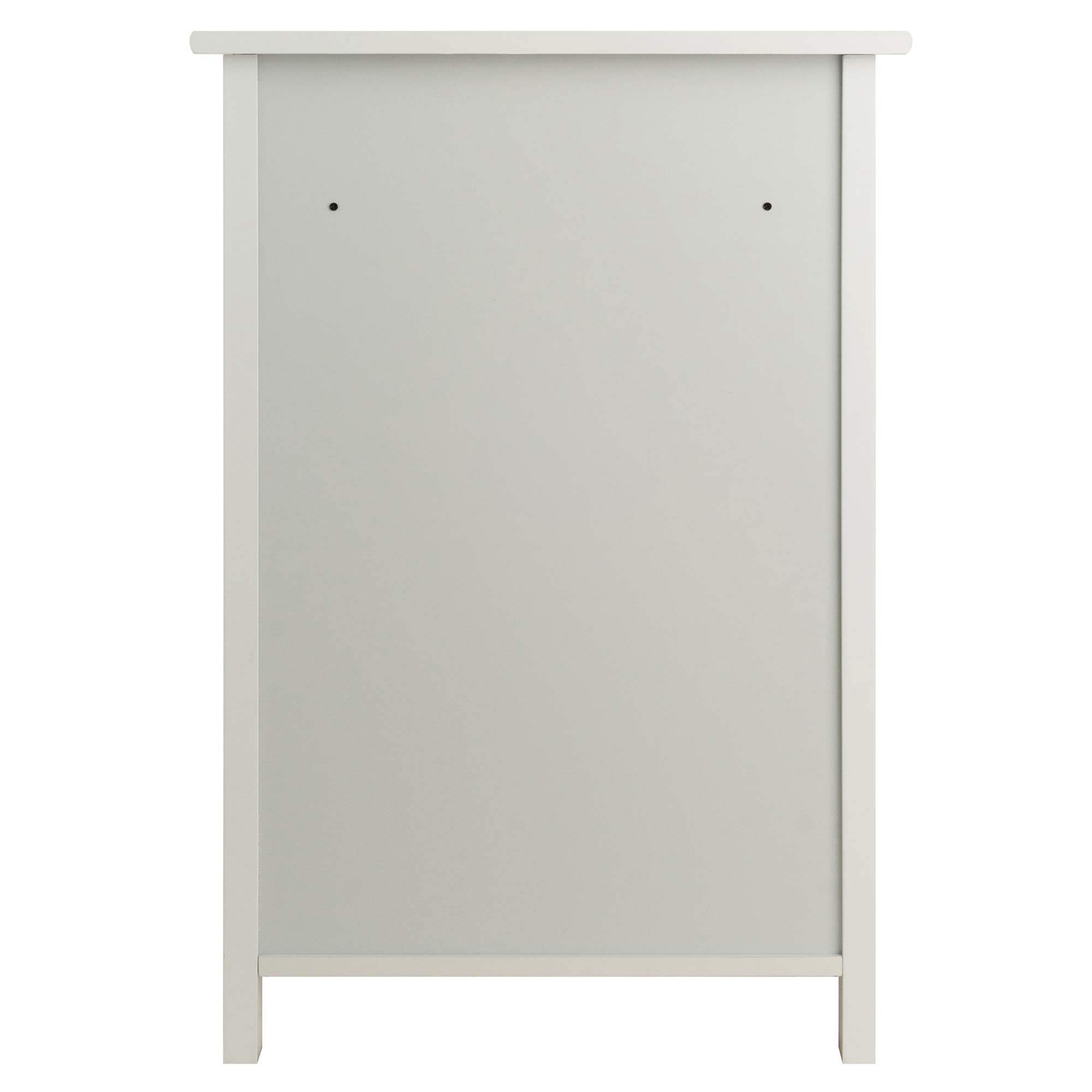 Winsome Wood 10321 Delta File Cabinet White Home Office, by Winsome Wood (Image #6)