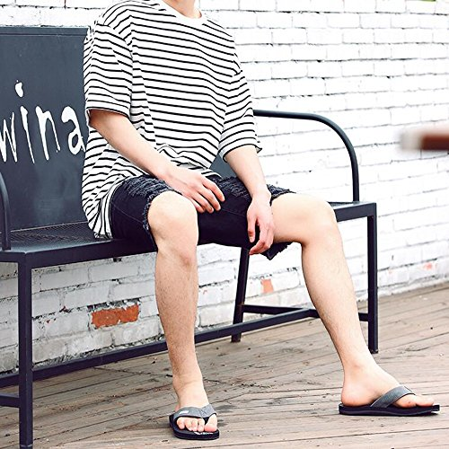 Men's 3 Feifei Beach Color Breathable Shoes High Slippers Optional Resistant Slip Wear Black Quality Summer Non Material rOrqAB