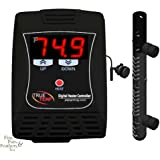 JBJ Lighting JB1235 True Temp Digital Heater Controller