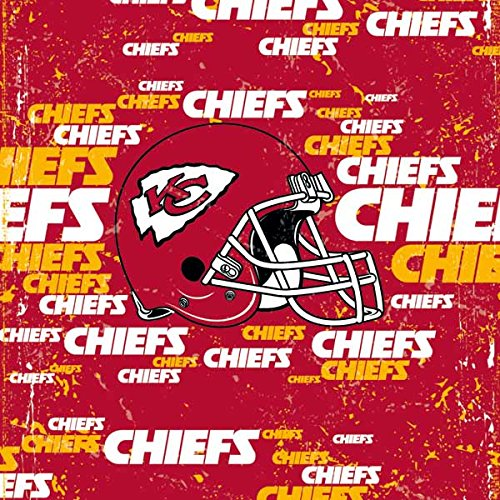 NFL Kansas City Chiefs PS4 Controller Skin - Kansas City Chiefs - Blast Alternate