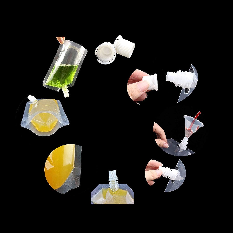 Amazon.com: Petaca de plástico de viaje, plegable ...