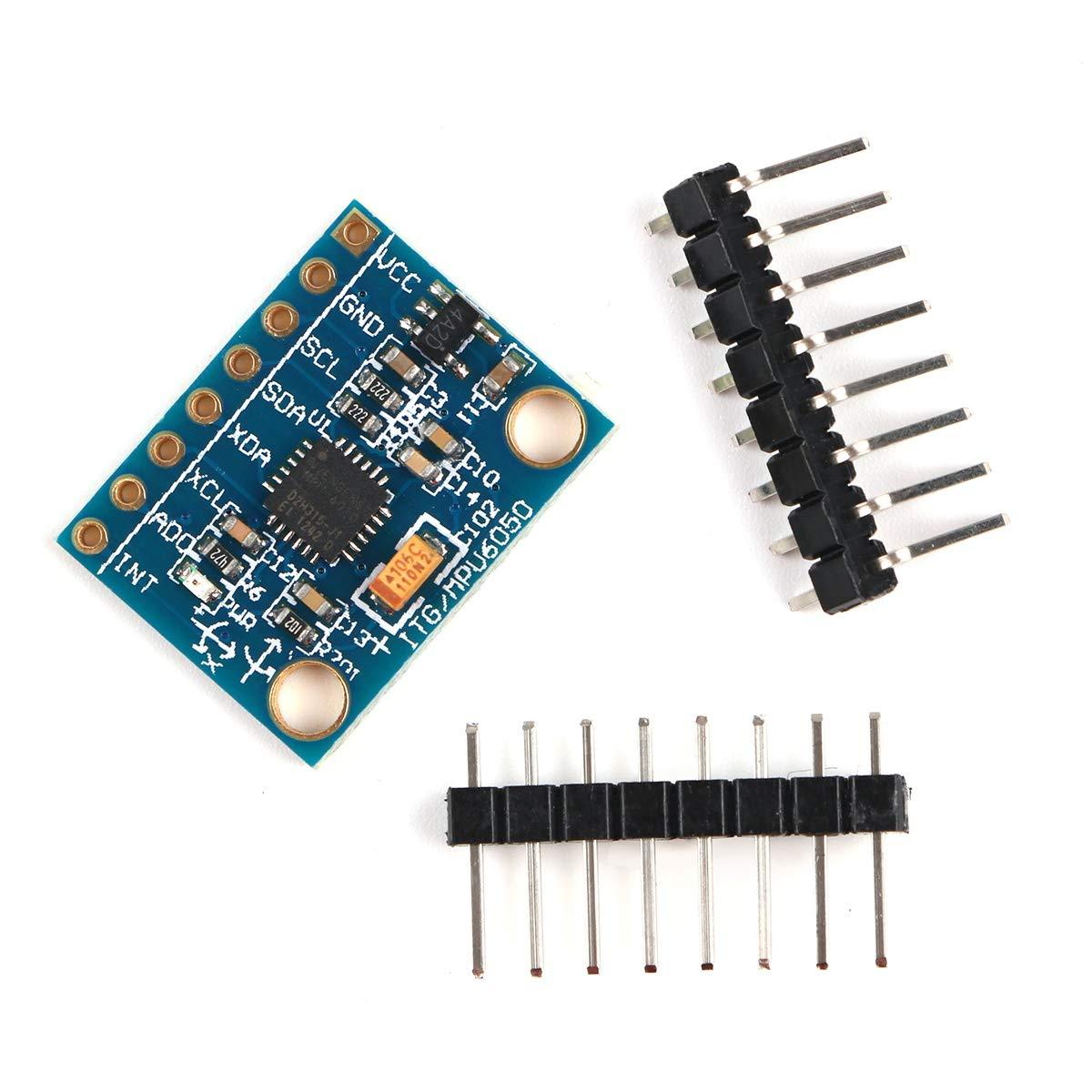 Compatible with Arduino STM32 MAX30102 Blood Oxygen Sensor MakerFocus Heart-Rate Sensor Module