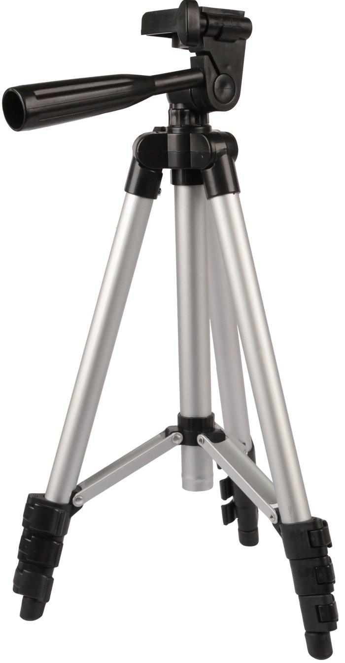 GPCT [軽量]コンパクトアルミニウム合金カメラ/ビデオカメラ三脚。回転360 °水平/垂直に180 °、3ウェイSwivelパンhead- Nikon / Cannon / Sony DSLR / Fuji / Panasonic / Samsung。Free Carrying Case 。   B06ZZS5G26