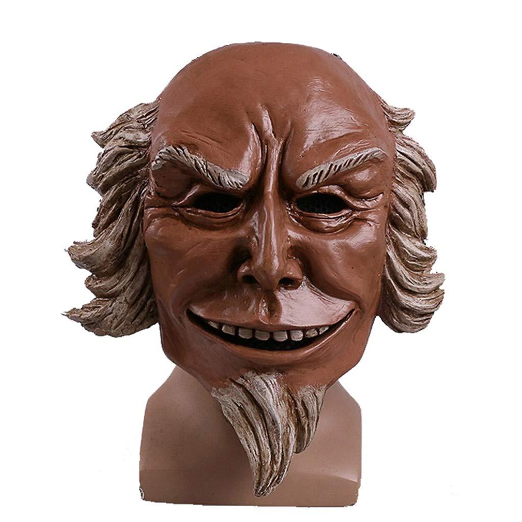 Mask- Uncle Sam Maske Human Clearance Programm hochwertige Harz Halloween Kostüm Ball Cosplay Requisiten