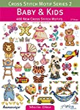 Cross Stitch Motif Series 2: Baby & Kids