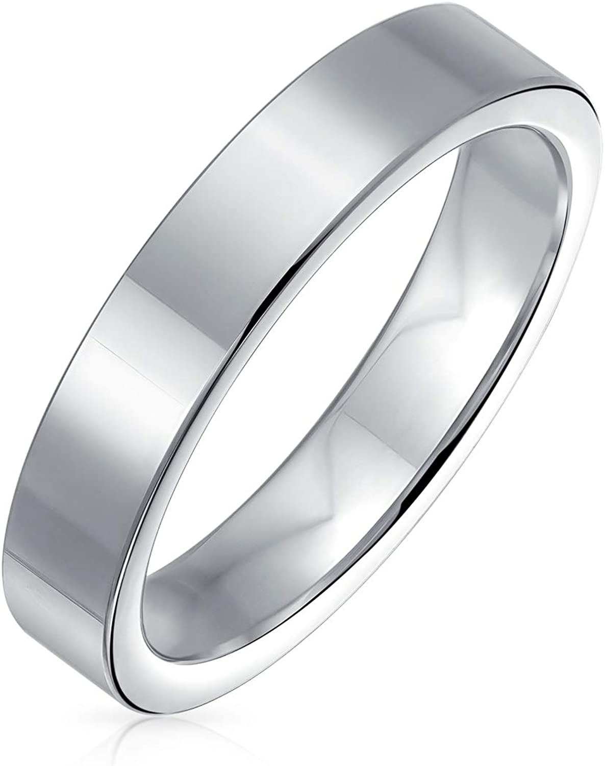 Bling Jewelry Personalized Plain Simple Dome Black Matte Couples Titanium Wedding Band Ring for Men for Women 8MM Custom Engraved