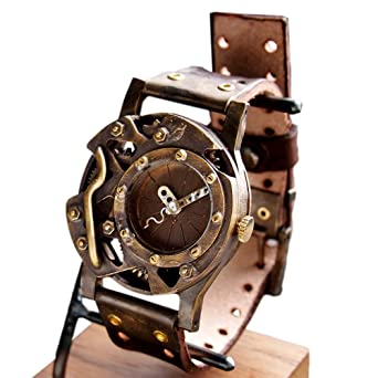 9604ef5098 Amazon | KS(ケーエス) JHA・日本手作り腕時計協会代表 篠原康治 ...