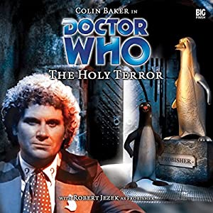 Doctor Who - The Holy Terror Audiobook