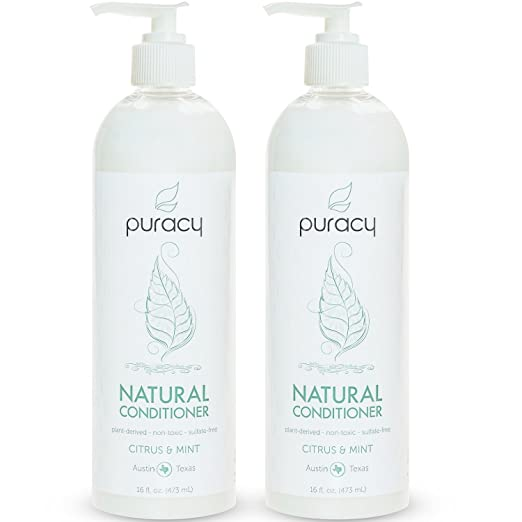 Puracy Natural Conditioner 2 Pack