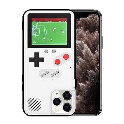 Amazon.com: KOBWA Gameboy Case for iPhone,Retro 3D Gameboy ...