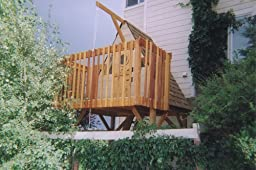 Treehouses and Other Cool Stuff: 50 Projects You Can Build By Jean Stiles
