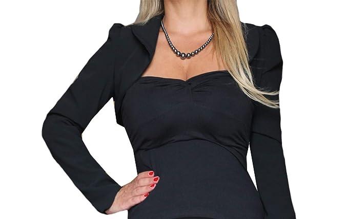 newest 41062 ebd3d Giacca donna woman coprispalle scaldacuore elegante ...